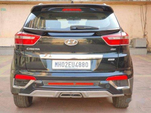 Used 2018 Hyundai Creta AT for sale in Thane