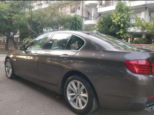 Used 2010 BMW 5 Series AT for sale in Chandigarh
