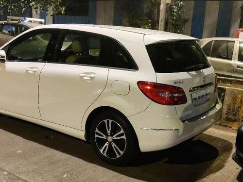 Used Mercedes Benz B Class 2015 AT for sale in Mumbai