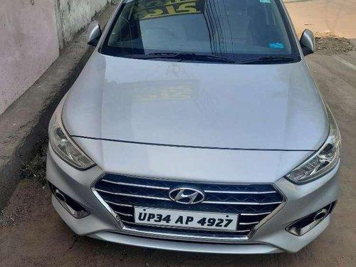 Used Hyundai Verna 1.6 CRDi SX 2018 MT in Lucknow