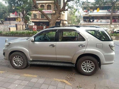 Used Toyota Fortuner 2012 AT for sale in Thane -1