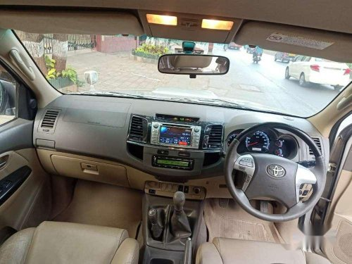 Used Toyota Fortuner 2012 AT for sale in Thane -6