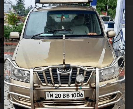 2009 Mahindra Xylo E8 BS IV MT for sale in Chennai-0