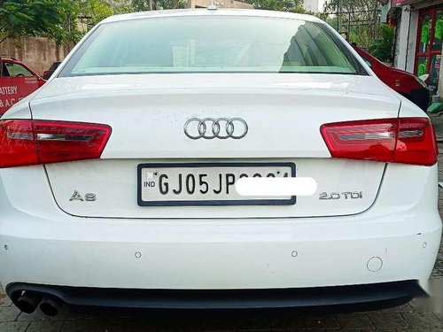 Used Audi A6 2.0 TDI 2011 AT for sale in Surat