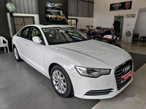 2012 Audi A6 2.0 TDI Premium Plus AT for sale in Nagar