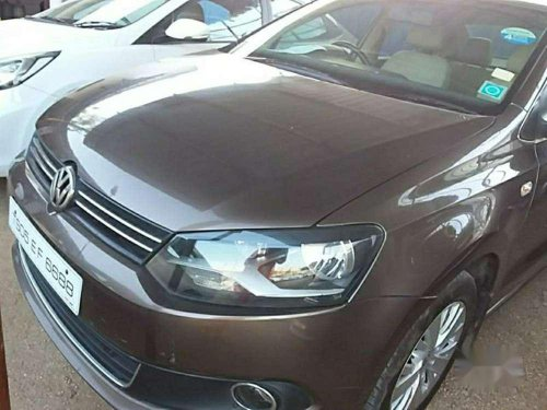 Volkswagen Vento 2015 AT for sale in Hyderabad