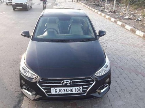 Hyundai Verna 1.6 CRDi SX 2018 MT for sale in Ahmedabad