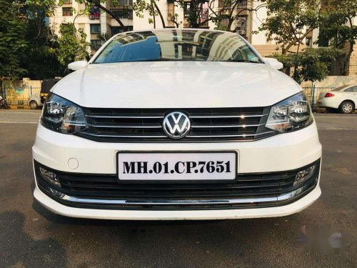 2017 Volkswagen Vento AT for sale in Mumbai