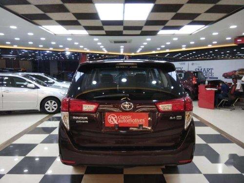 2016 Toyota Innova Crysta MT for sale in Nagar
