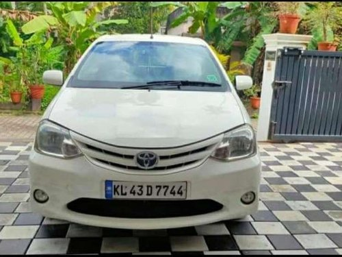 Used 2012 Toyota Etios Liva GD MT for sale in Kochi