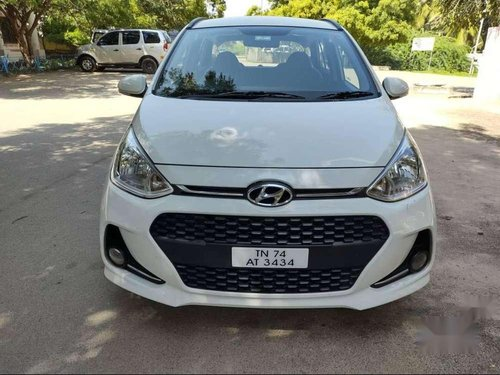Hyundai Grand i10 Sportz 2018 AT for sale in Tiruppur