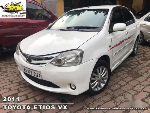 Used 2011 Toyota Etios VX MT in Kolkata