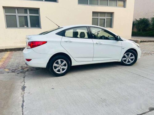 Used 2012 Hyundai Fluidic Verna MT for sale in Karnal