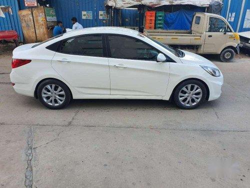 Hyundai Verna 1.6 CRDi SX 2013 MT in Hyderabad