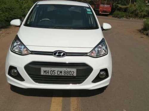 Used 2016 Hyundai Xcent MT for sale in Thane