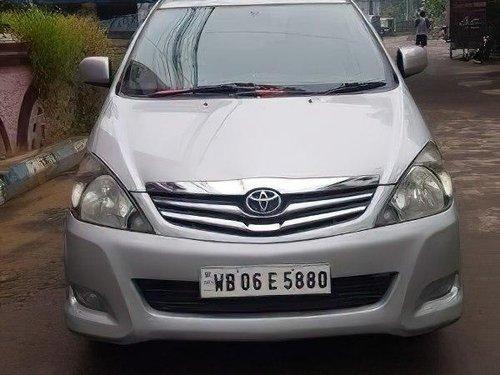 Used 2010 Toyota Innova MT for sale in Kolkata