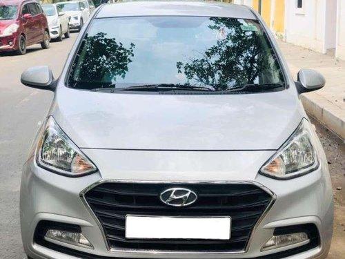 2017 Hyundai Xcent MT for sale in Pondicherry