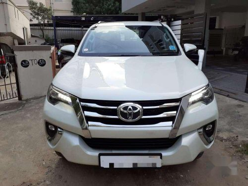 Used 2018 Toyota Fortuner AT for sale in Chennai