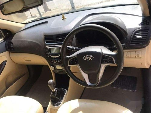 Hyundai Fluidic Verna 2013 MT for sale in Nagar