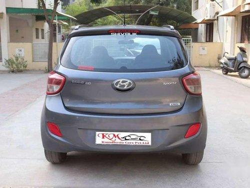 2017 Hyundai Grand i10 SportZ Edition MT in Ahmedabad