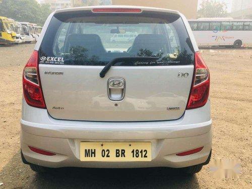 2012 Hyundai i10 Sportz 1.2 AT for sale in Mumbai