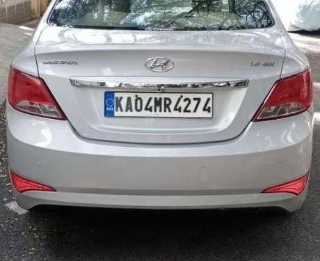 2016 Hyundai Verna CRDi 1.6 SX Option MT for sale in Nagar