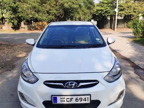 Hyundai Fluidic Verna 2012 MT for sale in Indore