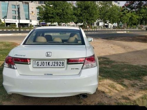 2011 Honda Accord MT for sale in Ahmedabad