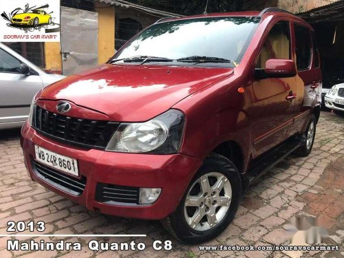 Used Mahindra Quanto C8 2013 MT for sale in Kolkata