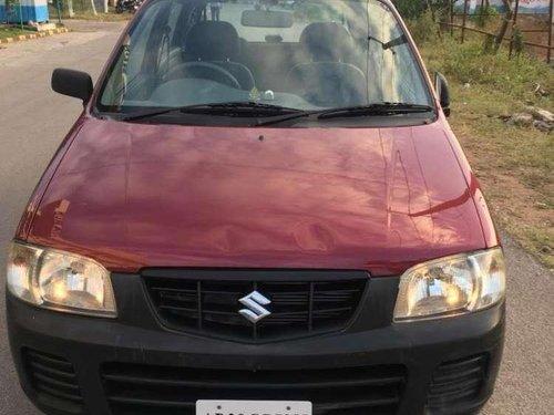 2009 Maruti Suzuki Alto MT for sale in Hyderabad