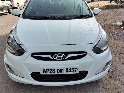Used 2011 Hyundai Fluidic Verna MT for sale in Hyderabad
