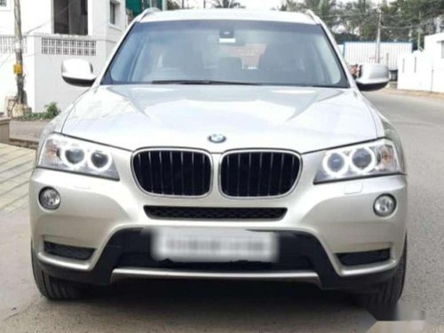 2012 BMW X3 xDrive 20d xLine AT in Coimbatore