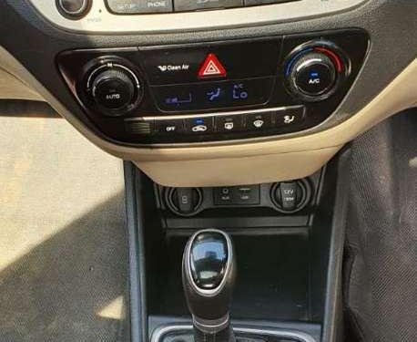 Used 2017 Hyundai Verna 1.6 CRDi SX AT for sale in Hyderabad