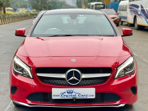 2018 Mercedes Benz CLA 200 CDI Sport AT for sale in Mumbai