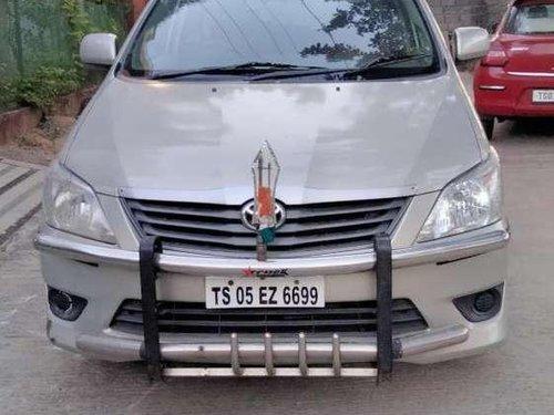 Used Toyota Innova 2013 MT in Hyderabad