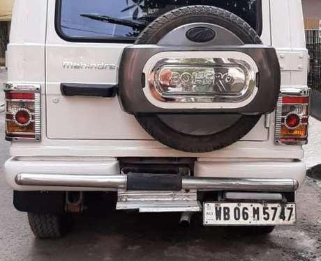 Used 2016 Mahindra Bolero ZLX MT in Kolkata