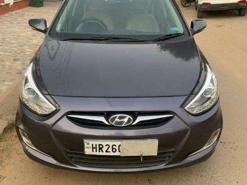 Hyundai Fluidic Verna 2014 MT for sale in Gurgaon