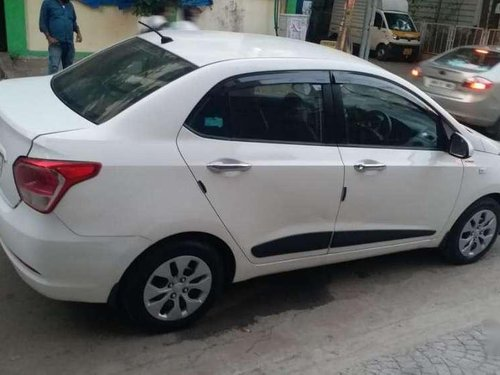 2017 Hyundai Xcent MT for sale in Hyderabad