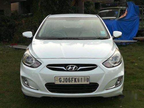 Used 2013 Hyundai Verna 1.6 CRDi SX AT in Vadodara