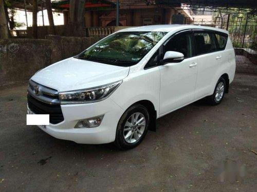 Toyota Innova Crysta 2018 MT for sale in Mumbai