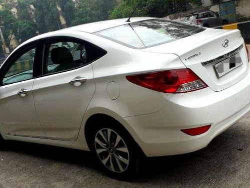 Hyundai Fluidic Verna 2014 MT for sale in Mumbai