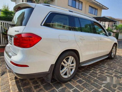 Used 2015 Mercedes Benz GL-Class AT in Pune