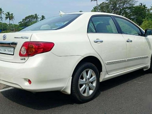 Used 2009 Toyota Corolla Altis 1.8 G MT for sale in Thrissur