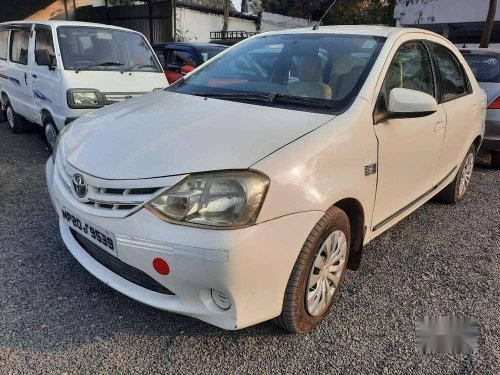 Used Toyota Etios VD 2014 MT for sale in Jabalpur