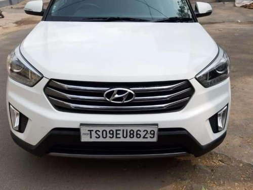 Hyundai Creta 1.6 SX 2017 MT for sale in Hyderabad