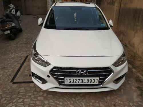2017 Hyundai Verna 1.6 CRDi SX AT for sale in Ahmedabad