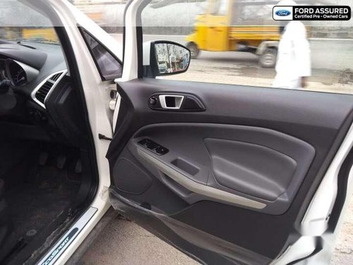 2017 Ford EcoSport MT for sale in Hyderabad