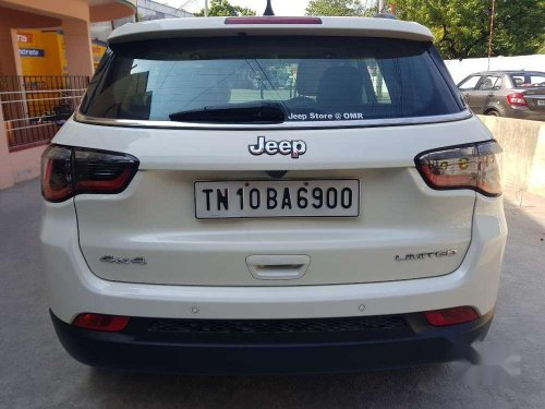 2017 Jeep Compass 2.0 Limited Option 4X4 MT in Chennai