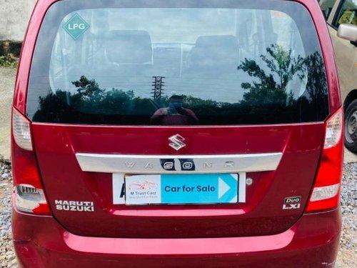 Used Maruti Suzuki Wagon R 2011 MT in Hanamkonda