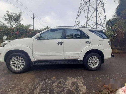 Toyota Fortuner 4x2 Manual 2012 MT for sale in Vijayawada